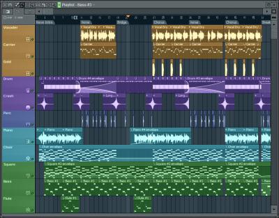 Как создать бас под вокал